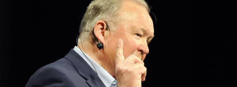 Göran Persson. Foto: Jan Düsing