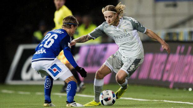 Göteborg spelar ut Sundsvall