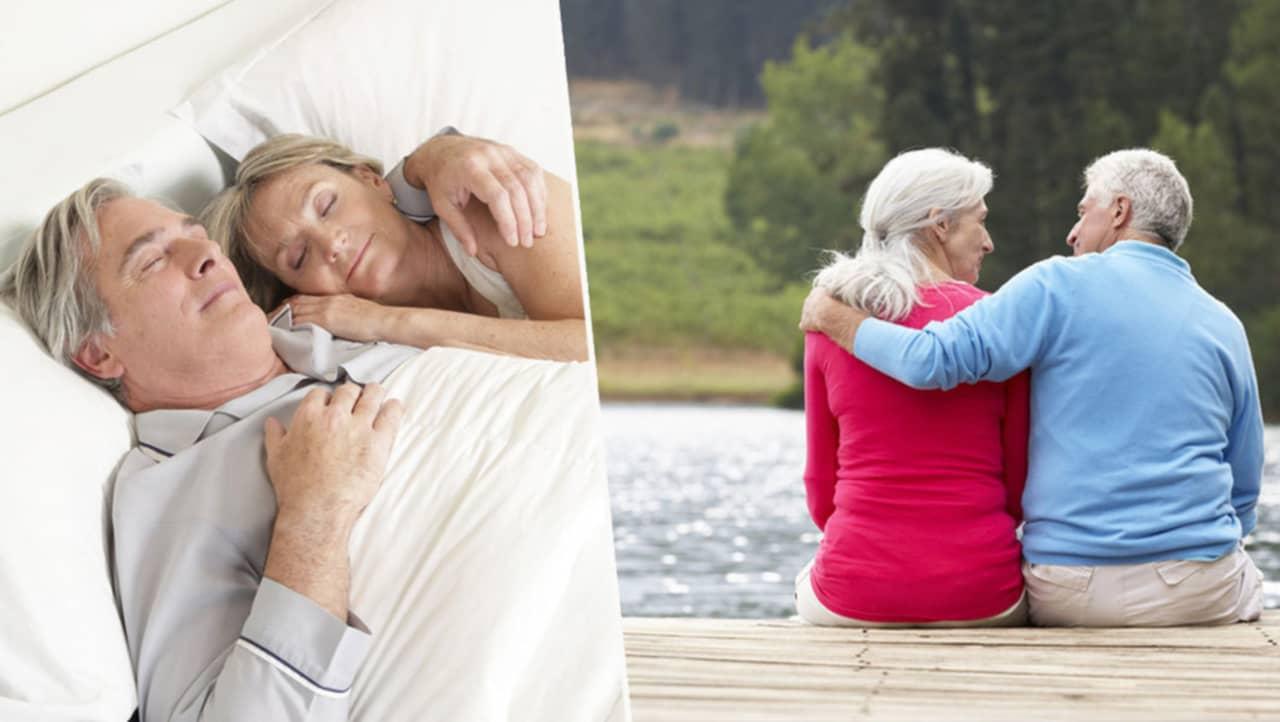 äldre kvinnor och yngre män hitta sexpartner