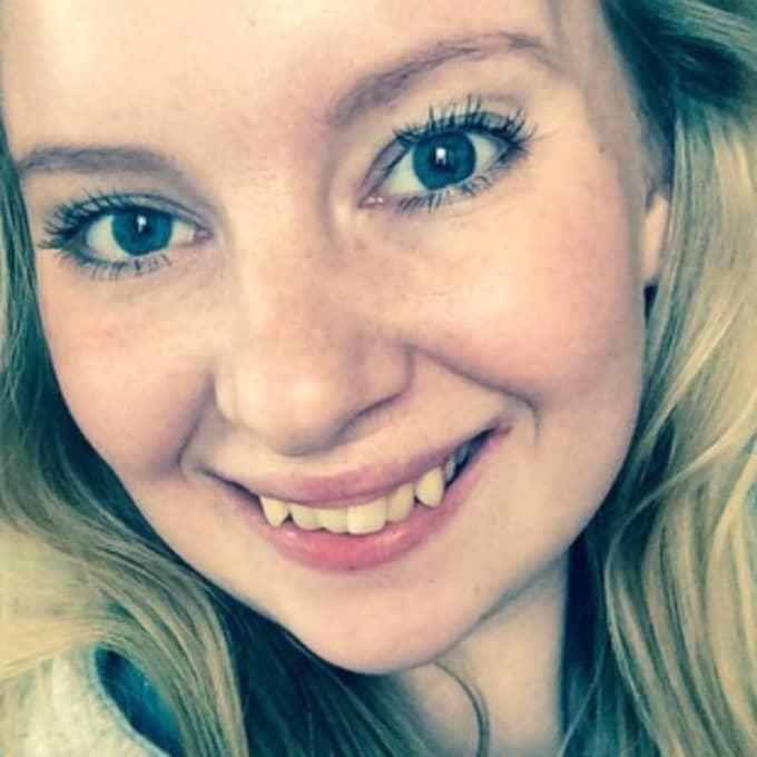 Ida Johansson, 21, blev dödad i joggingspåret. Foto: Privat
