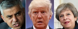 Trump tänker åka till London – trots kritik