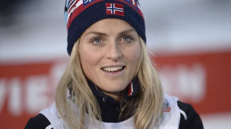 Therese Johaug Foto: Heikki Saukkomaa