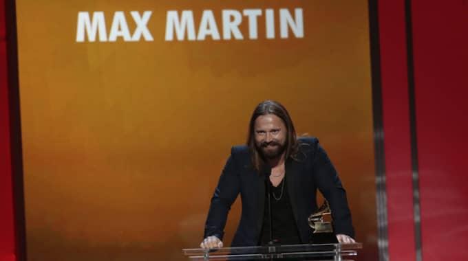 Artistnamnet Max Martin fick han av sin mentor Denniz Pop. Foto: Robert Gauthier