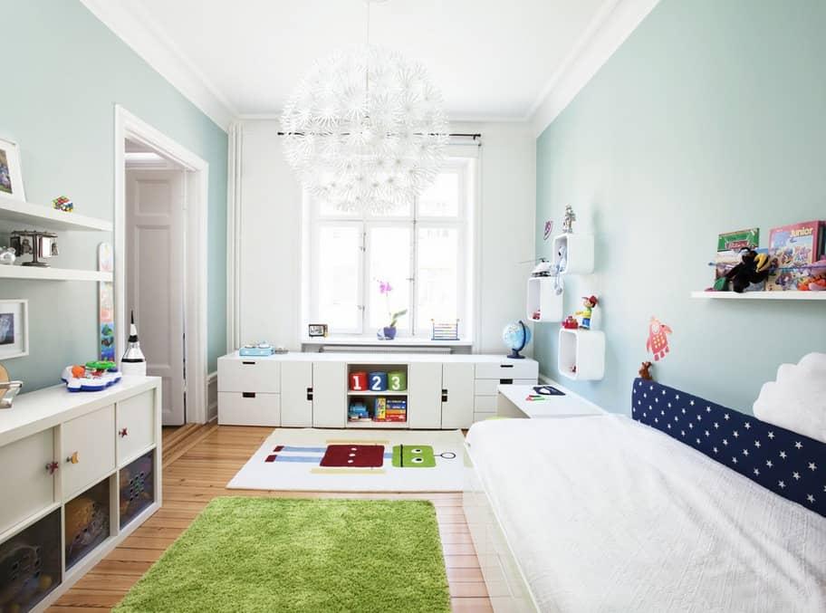 children's attic room ideas - Så här får du perfekt ordning & reda i barnrummet