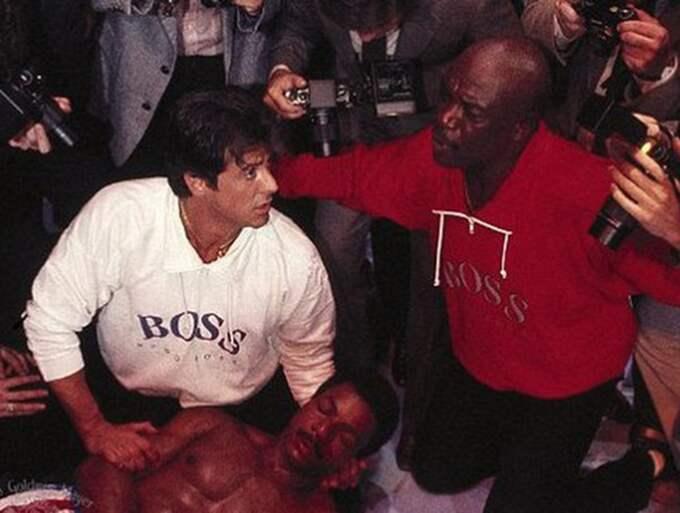 """Tony Burton i """"Rocky""""-filmerna."""