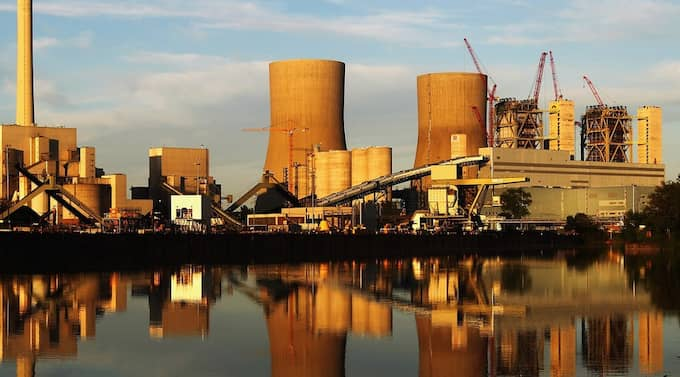 Kärnkraftverket i tyska Hamm. Foto: Lars Baron
