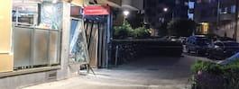 Fräck kupp mot Ica-butik