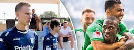 IFK:s hopp mot Bajen: Unga målvaktsduon