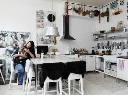 Kok Industridesign : Vi olskar att umgos i vort kok  Leva & bo  Expressen