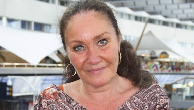 Linda Haglund, inför Mästarnas Mästare Foto: Roger Tillberg