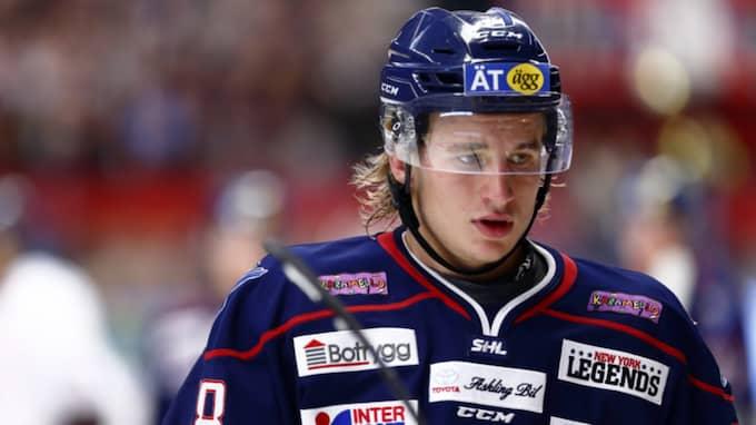 Linköpings Jakob Lilja spelare förut i Rögle. Foto: Peter Holgersson