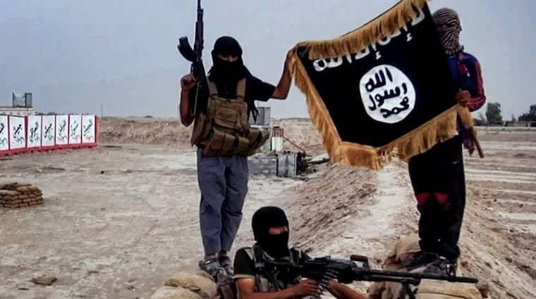 Anhängare till Islamiska staten.