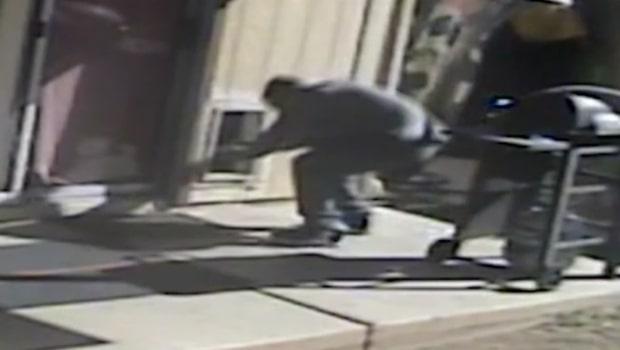 Inbrottstjuvarnas sluga knep – för att ta sig in i huset