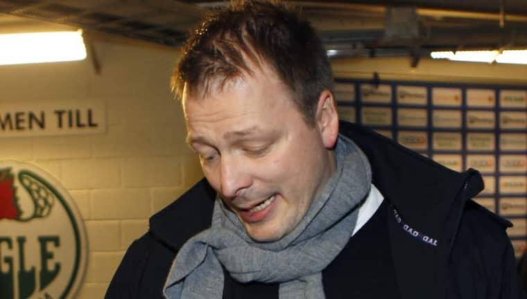 Roger Jönsson, sportchef Oskarshamn. Foto: Ronny Johannesson - 760