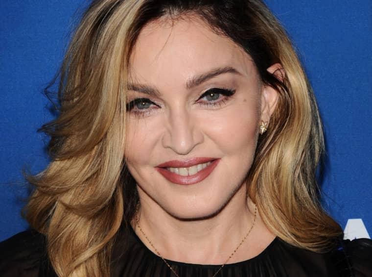 Madonna slår tillbaka mot fyllerianklagelserna. Foto: Sara De Boer