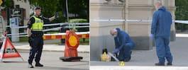 Man skjuten i Sundsvall i natt – livshotande skadad