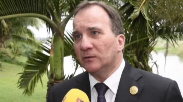 Sverige har inte bett Saudiarabien om ursäkt