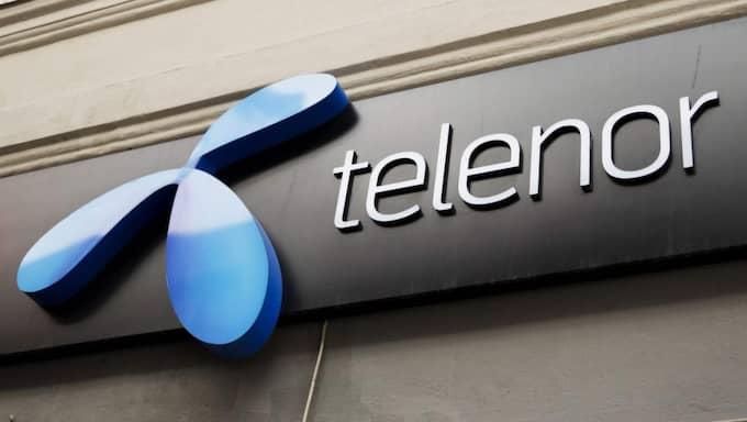Telenor har drabbats av stora problem under tisdagsmorgonen. Foto: Malin Lööf