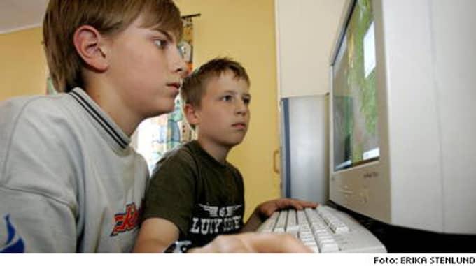 """Nu kan sjukvården börja använda tv-spel som smärtlindring. """"Smärtan glöms bort""""."""