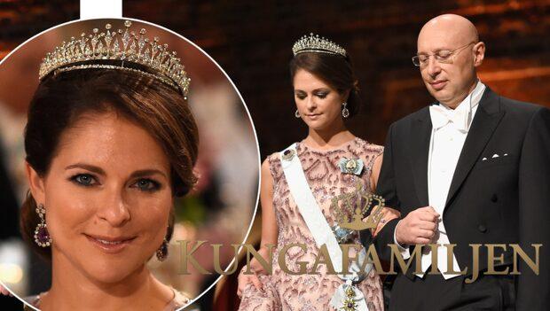 Madeleines hemlighet på Nobelfesten - ingen fick veta