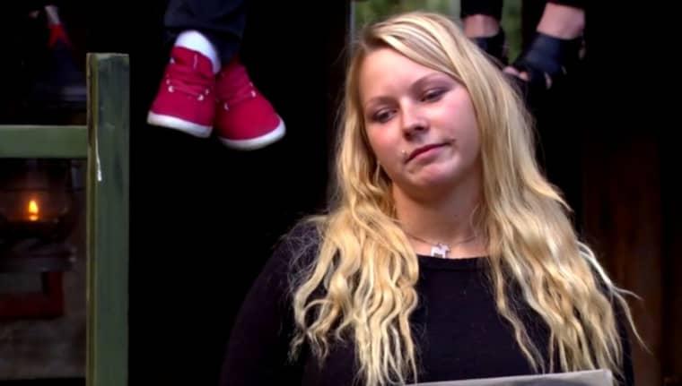 Lina Ilar var nära vinsten - men snuvades på drömmen. Foto: Faksimil TV4