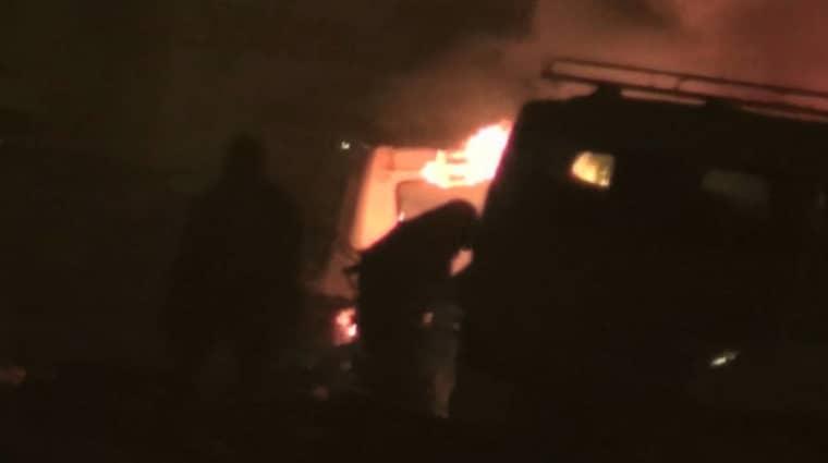 Minst 20 personer har dött efter en attack mot lyxhotellet The Splendid hotel i Burkina Faso.