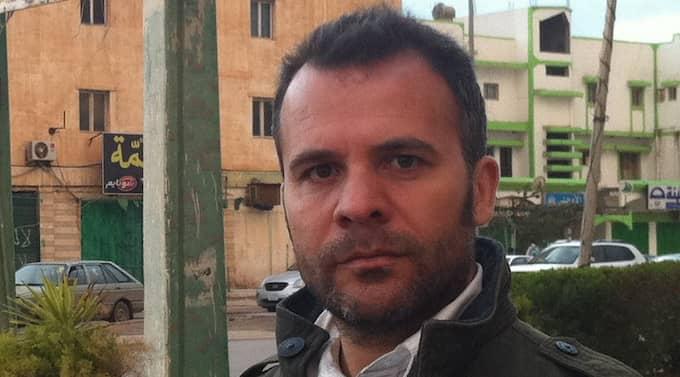 Expressens reporter Kassem Hamadé är på plats i Libyen.