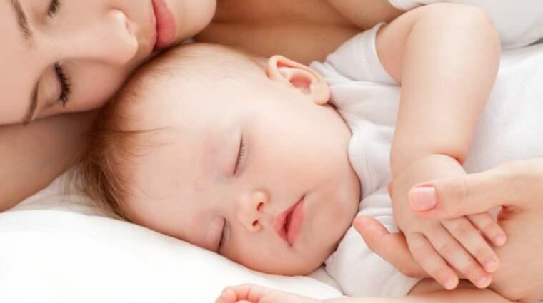 Påstått farlig sovstil.