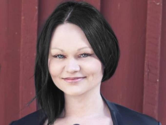 Anne-Sophie Lainesdotter Emilsson står som KD:s fjärdenamn på riksdagslistan. Foto: Kristdemokraterna
