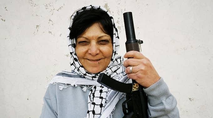 Leila Khaled. Foto: Jallo Faber