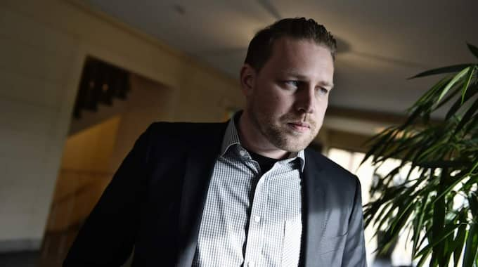 Margareta Larsson riktar hård kritik mot bland andra Mattias Karlsson. Foto: Mikael Sjöberg