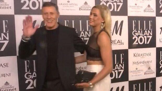 Börje och Bianca Salming glänste ikapp på Elle-galan
