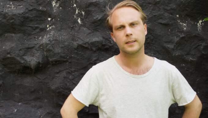 Rasmus Törnblom, MUF. Foto: Muf