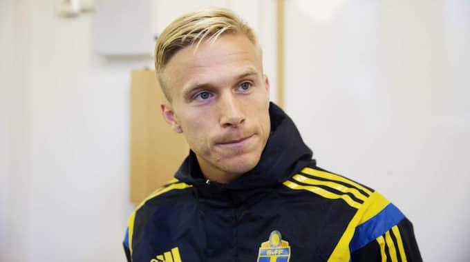 Oscar Wendt valade att tacka nej när landslaget hörde av sig. Foto: Nils Petter Nilsson