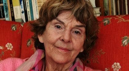 Margareta Strömstedt Foto: Gunilla Sikström