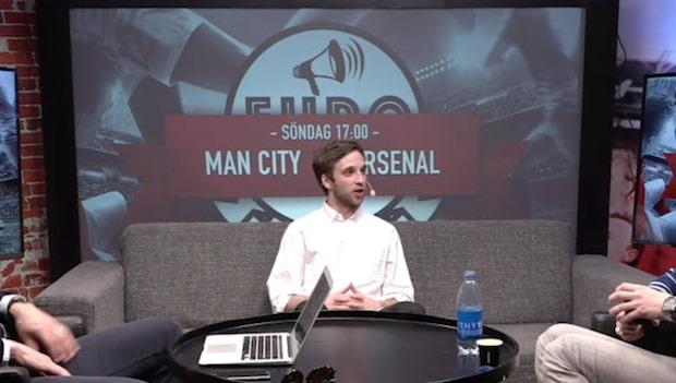 Eurotalk weekend inför Manchester City-Arsenal
