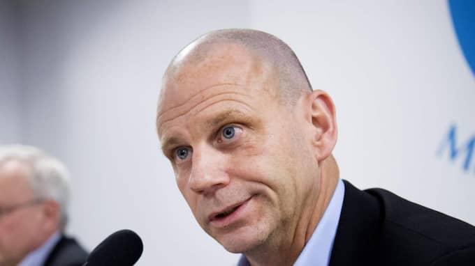 Ordförande Håkan Jeppsson Foto: Nils Jakobsson / Bildbyrån