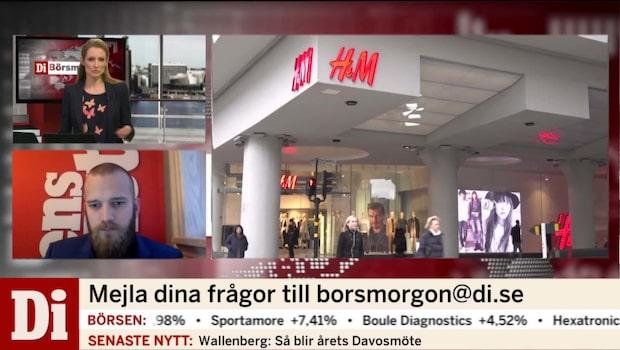 Så går det för H&M-utmanaren