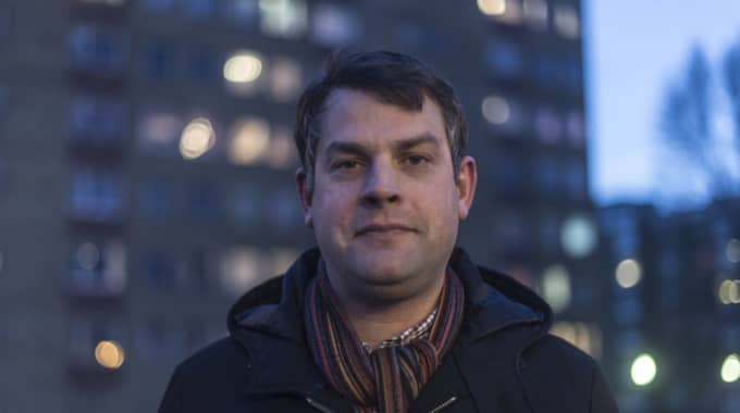 """""""Vi ser med tillförsikt fram mot förstärkningen"""", säger Andreas Schönström, socialdemokratiskt kommunalråd Foto: Christoffer Hjalmarsson"""