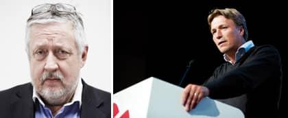 """NYA TIDER. Socialdemokratin är sig inte lik, konstaterar Leif GW som röstat på Socialdemokraterna hela sitt liv. Men de senaste tio åren har han bara röstat med sitt hjärta. """"Den socialdemokrati som jag växte upp med har sedan länge gått förlorad"""", skriver han. Foto: Mikael Sjöberg & Olle Sporrong"""
