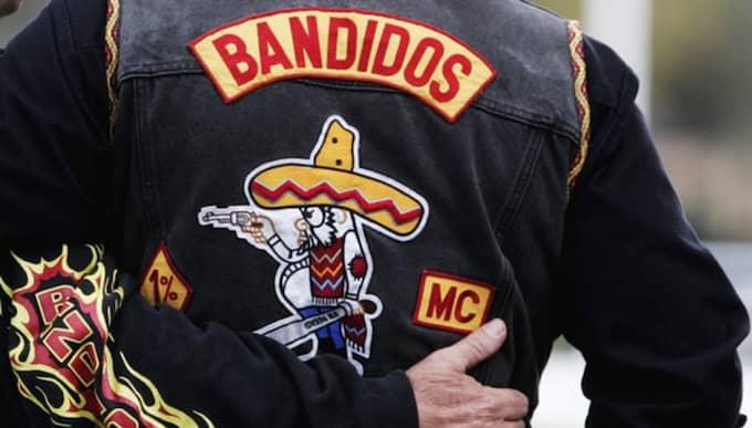 Den flerfaldigt dömde mannen som har kopplingar till Bandidos har drivit ett hem för flyktingar i Laholm. Obs! Bilden är tagen i ett annat sammanhang.