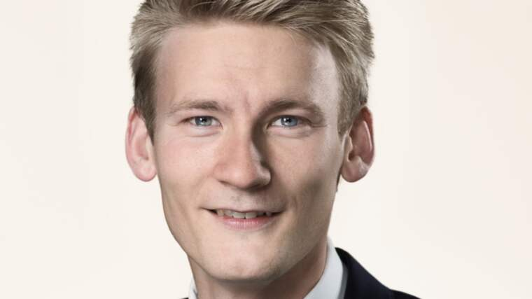 Peter Kofod Poulsen. Foto: Steen Brogaard