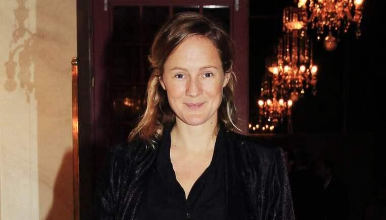Lina Thomsgård. Foto: Cornelia Nordström