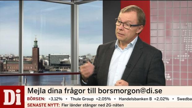 """Malmqvist: """"Optimismen kan vara över nu"""""""