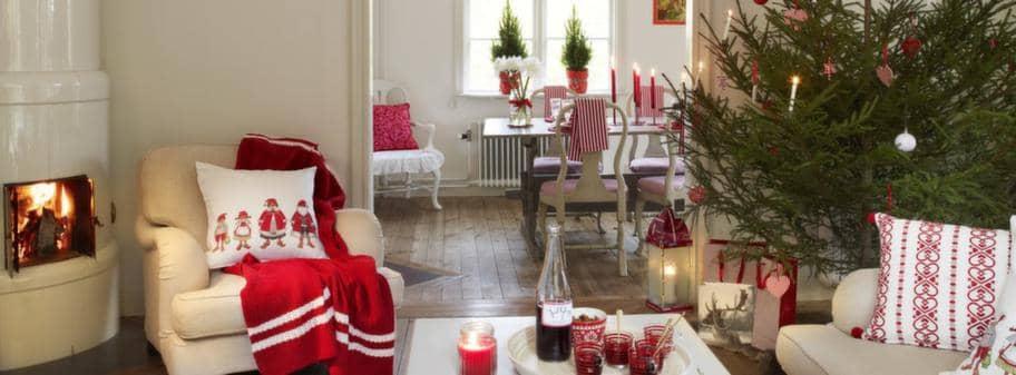 Detaljer som skapar ett klassiskt julhem Leva& bo