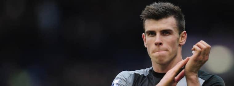 Gareth Bale. Foto: Jamie Mcdonald