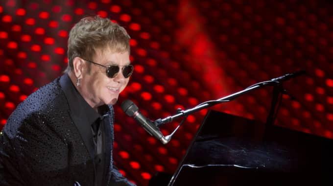 Elton John. Foto: Manuel Romano