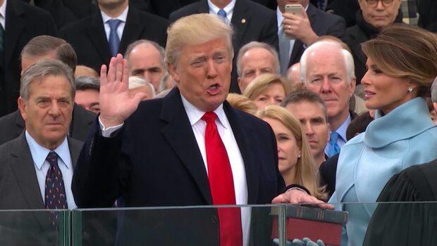 Spänningar mellan USA och Iran efter Trumps tillträde