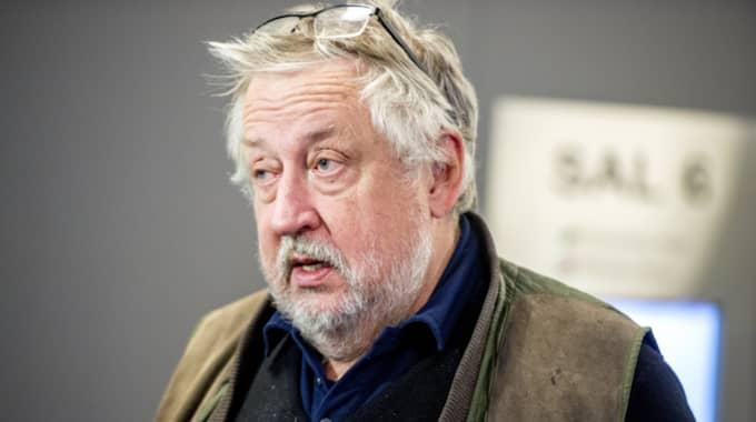 Leif GW Persson tror att stjärnadvokaten Björn Hurtig kommer få Bilevicius att ge en ny berättelse om flickan. Foto: Alex Ljungdahl