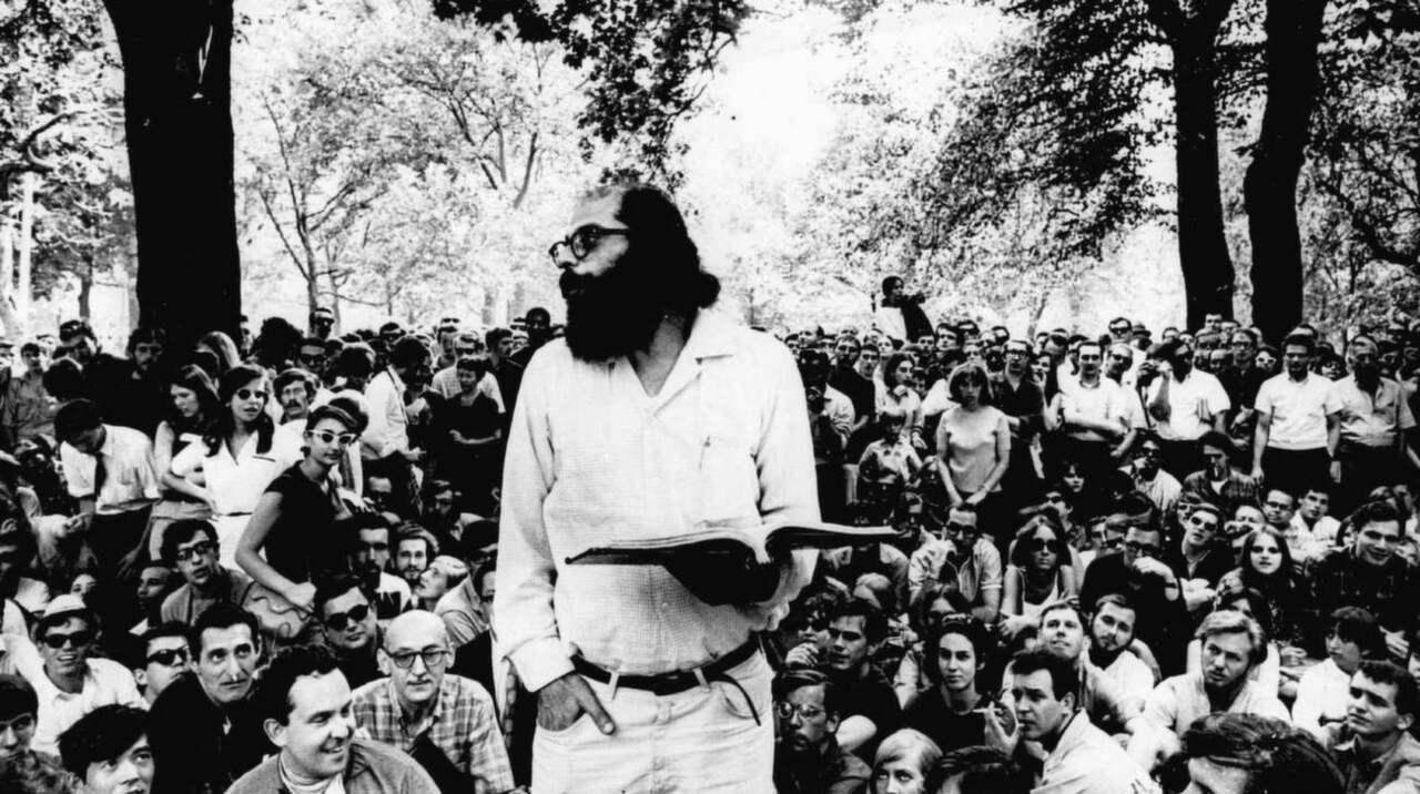 Allen Ginsberg Ginsbergs Thing